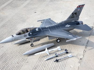 FREEWING F-16 EDF 90mm Delux Inrunner